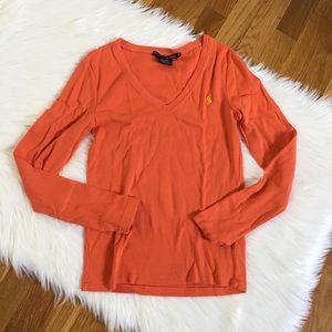 Ralph Lauren Sport Long Sleeve T-Shirt